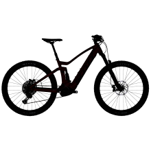 SCOTT STRIKE eRIDE 930 RED
