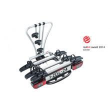 JustClick 3 Premium Tow Ball Bike Carrier